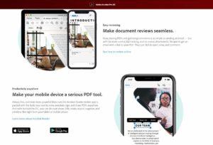 معرفی بهترین نرم افزارهای ویرایش pdf